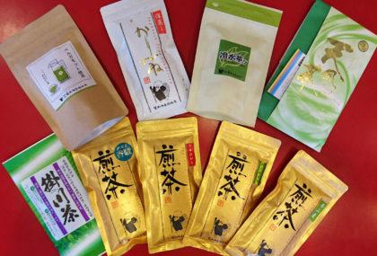 「静岡茶屋」静岡茶フェア 開催中