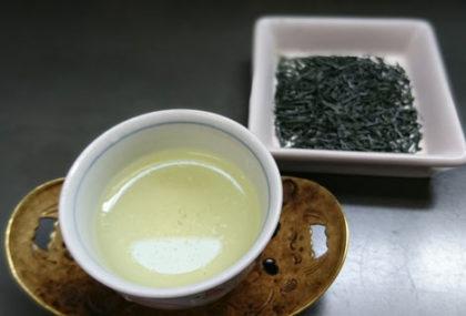 農林水産大臣賞受賞茶『きらり』店頭販売開始